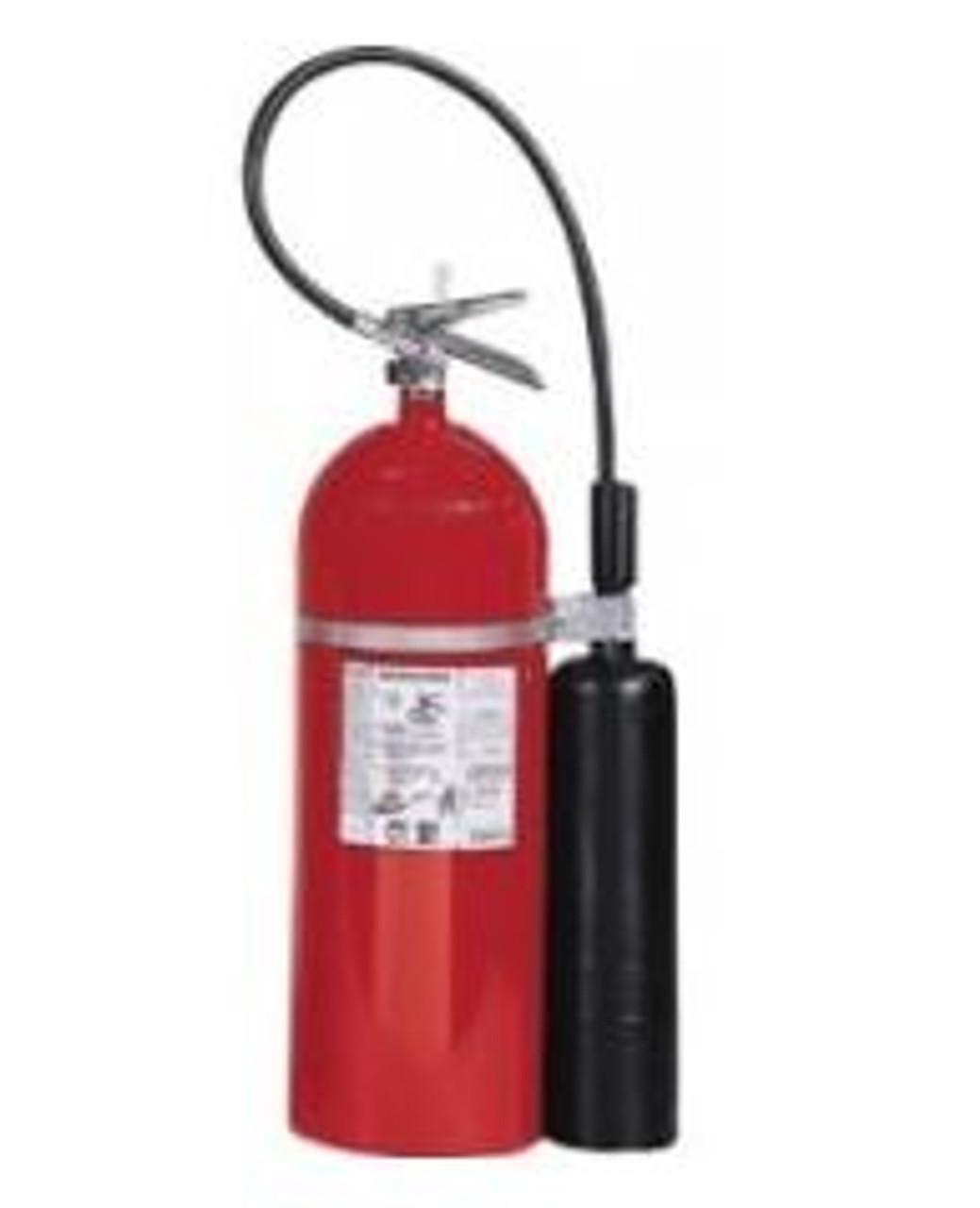 Amerex 332 - 20 lb Carbon Dioxide Fire Extinguisher
