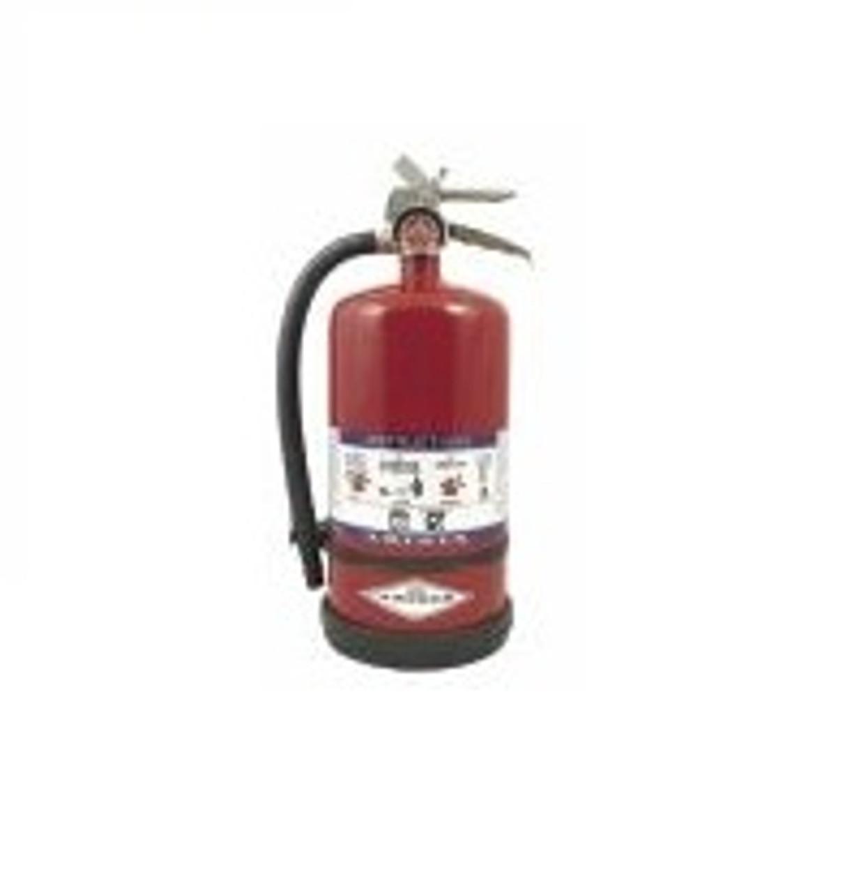 Amerex 582 - 20 lb Regular Fast Flow Fire Extinguisher