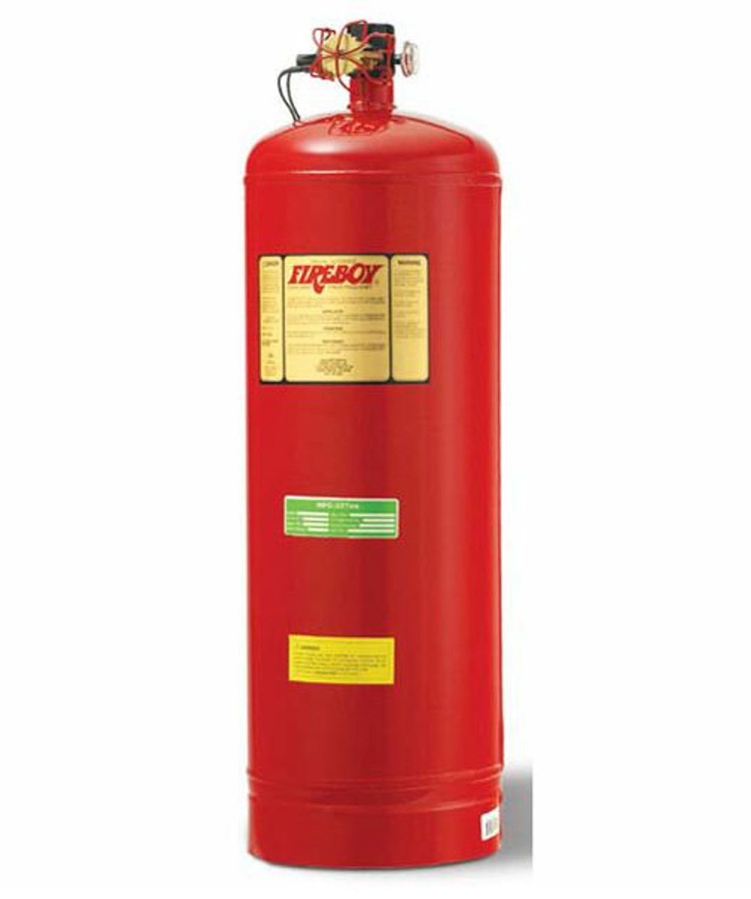 Fireboy Manual/Automatic Fire Systems
