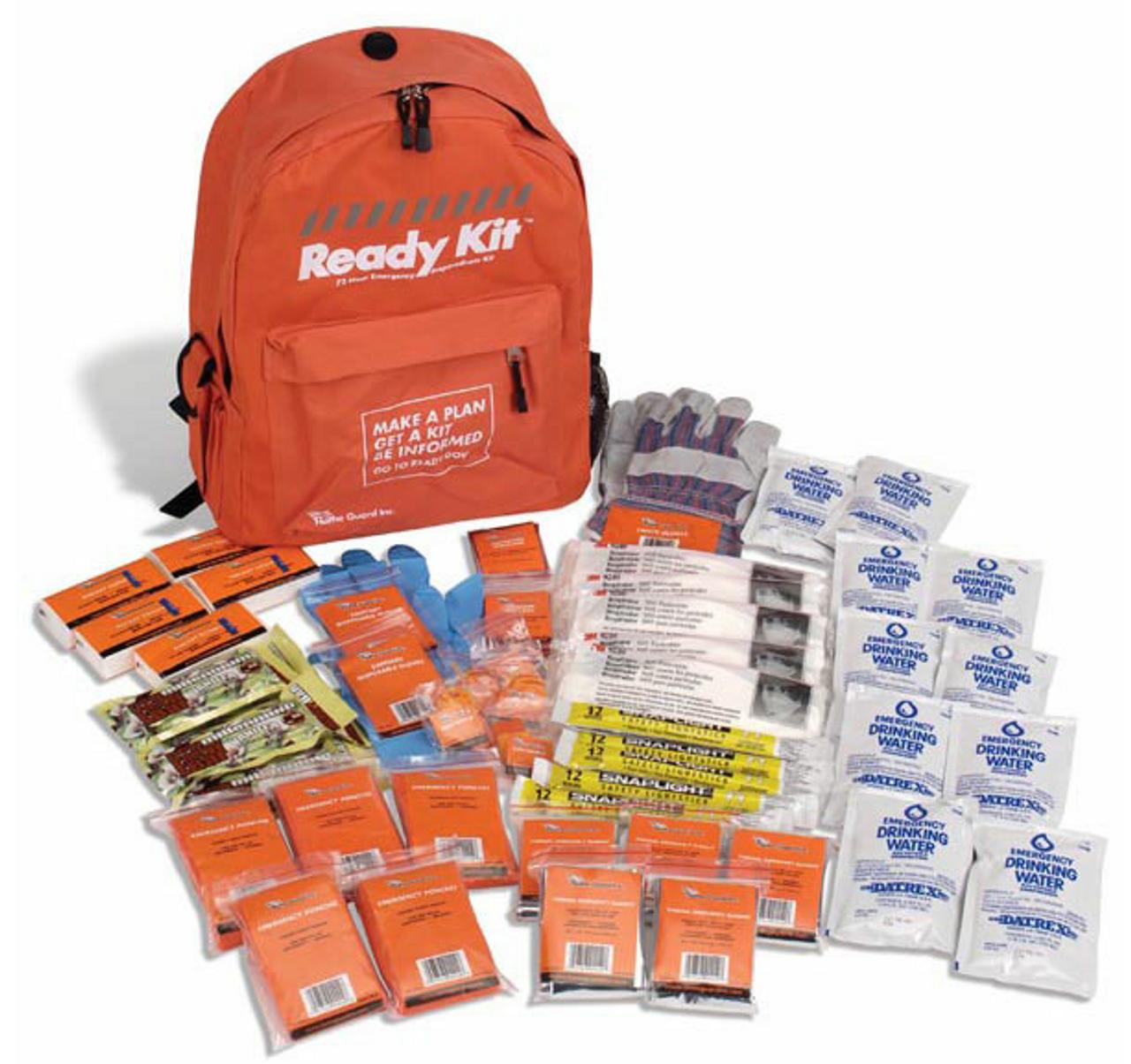 READY5 - Five-Person Emergency Preparedness Kit