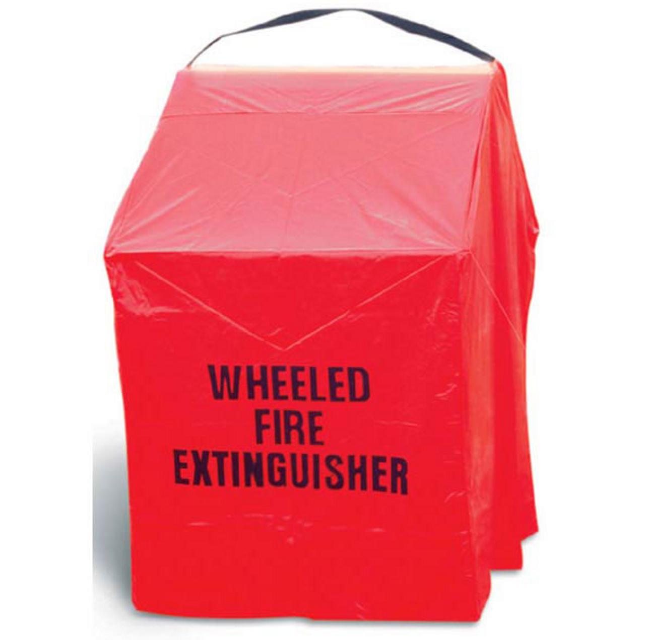 WUC1 - 150 lb Vinyl Wheeled Fire Extinguisher Cover