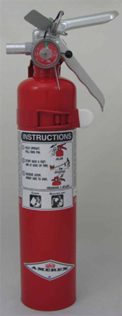 B403T Regular Dry Chemical Fire Extinguisher - 2.5 LB