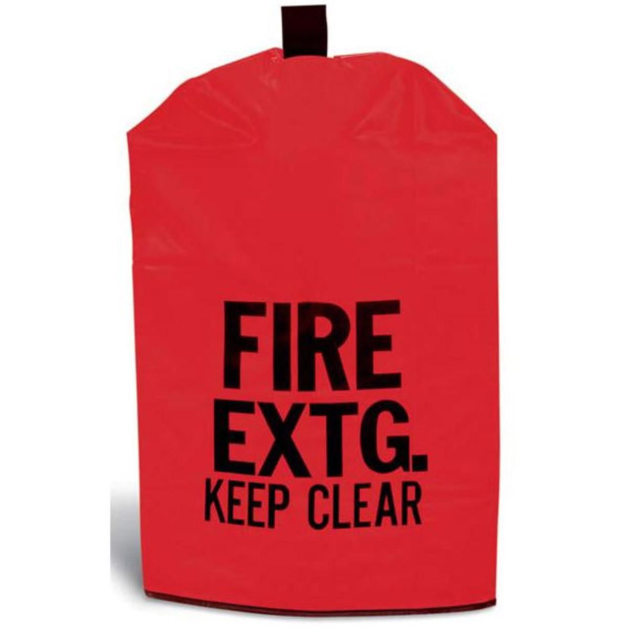 "FEC 7 - Small Heavy-Duty Extinguisher Cover 20"" x 11.5"""
