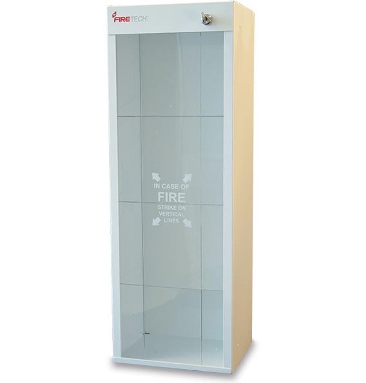 FT936 - Tall FireTech Metal Extinguisher Cabinet