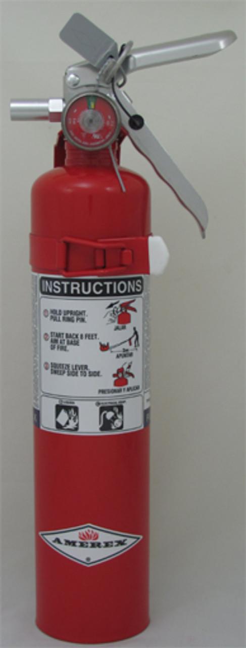 Amerex B410T - 2.5 lb Purple K Fire Extinguisher