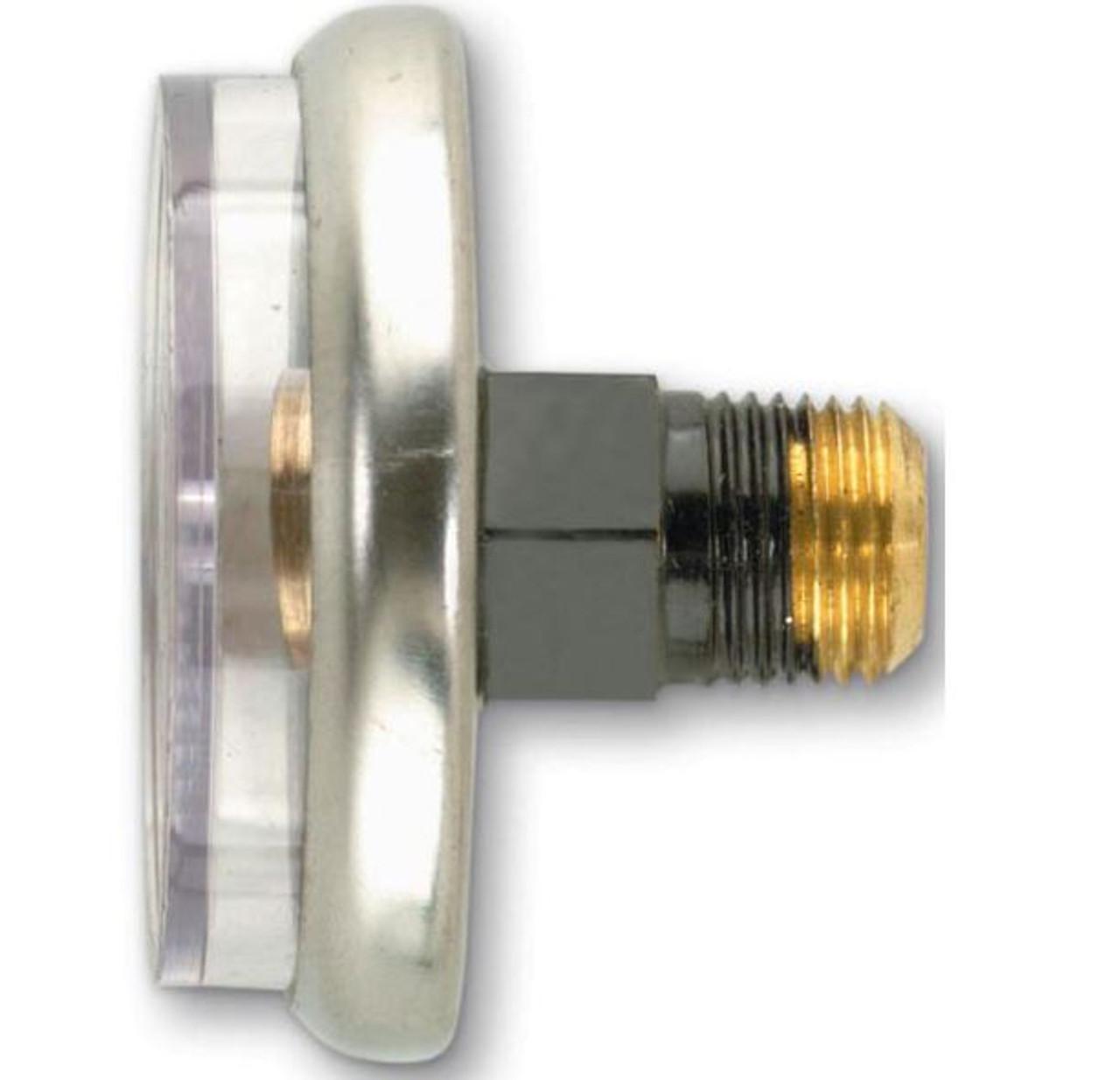 G195H - 195 lb Halon 1211 Fire Extinguisher Gauge