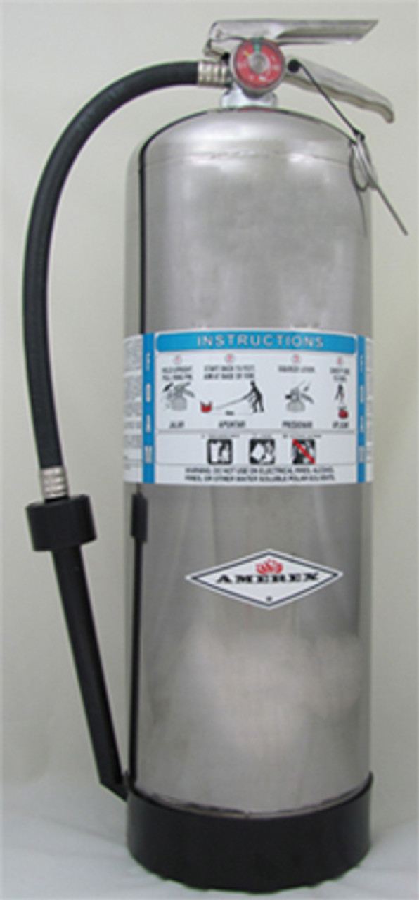 B250 2.5 Gallon AFFF Foam Extinguisher