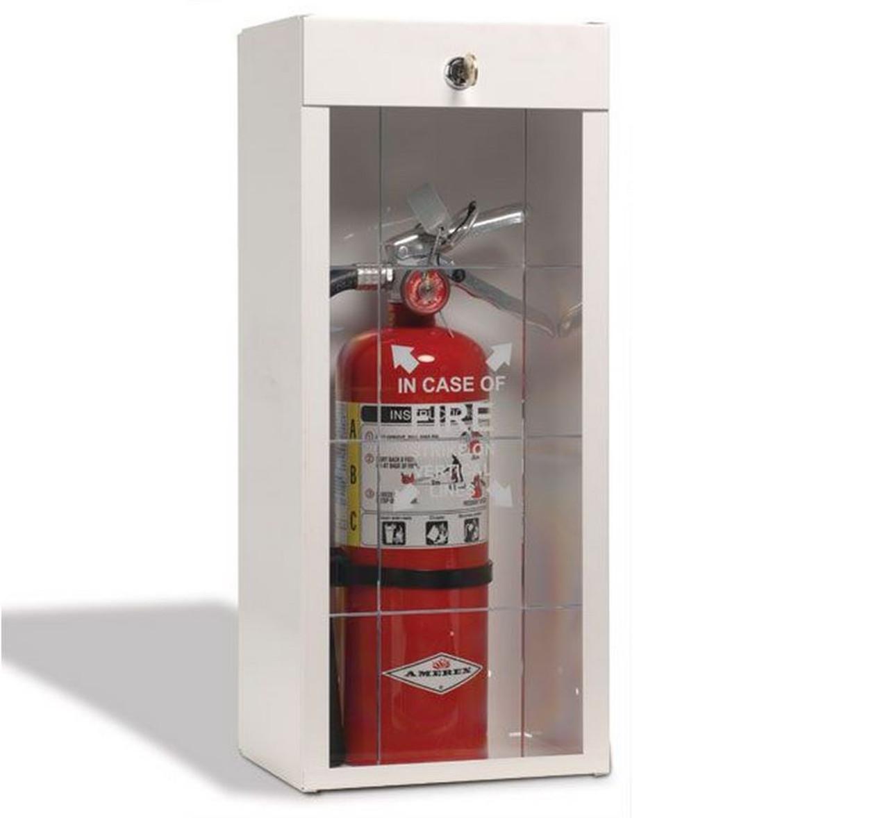 Classic Series Metal Extinguisher Cabinet