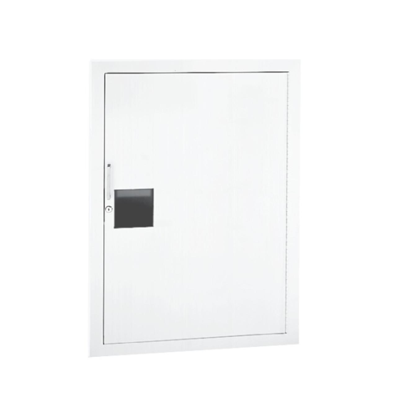 8015F10 - Flat Trim Hose Cabinet