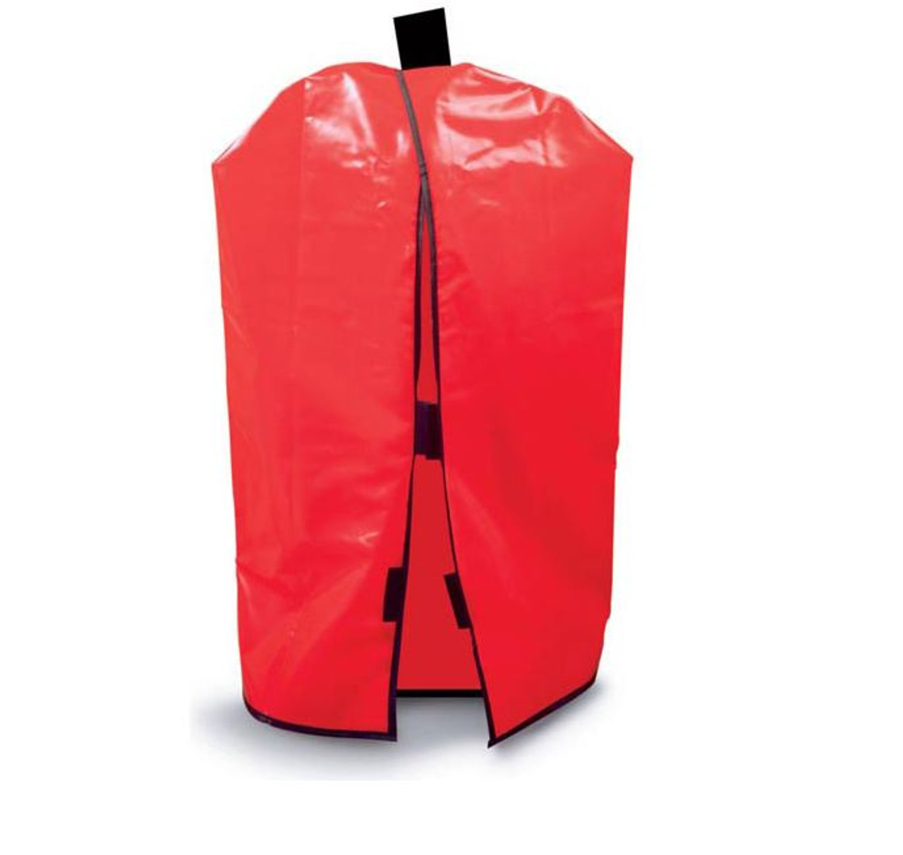 FEC1W - Small Fire Extinguisher Cover w/ Hook-and-Loop & Window