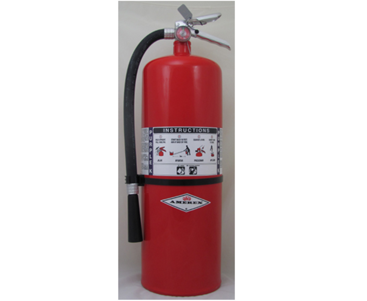 Amerex A413 - 20 lb Purple K Fire Extinguisher