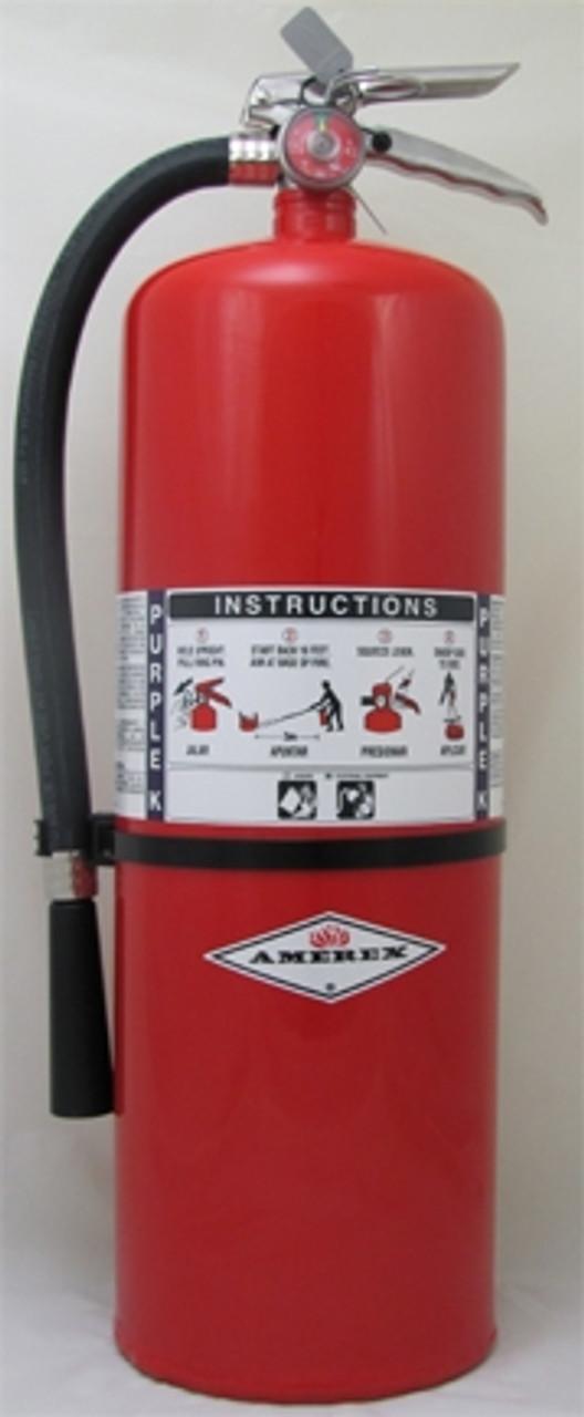 Amerex 415 - 20 lb Purple K Fire Extinguisher