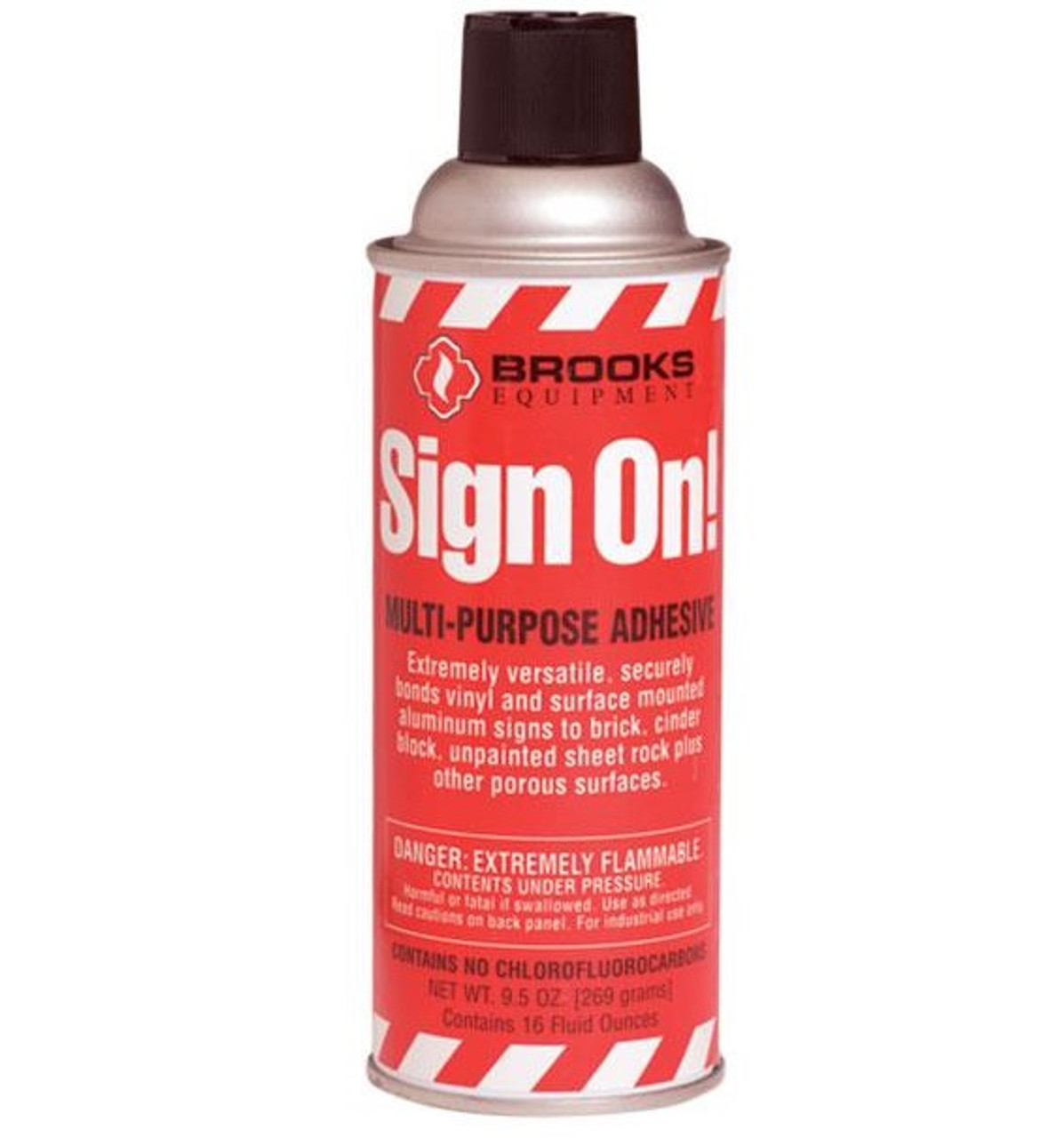Sign On! Multi-Purpose Adhesive Spray