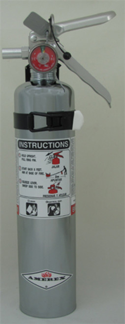 B403T Regular Dry Chemical Fire Extinguisher - 2.5 LB