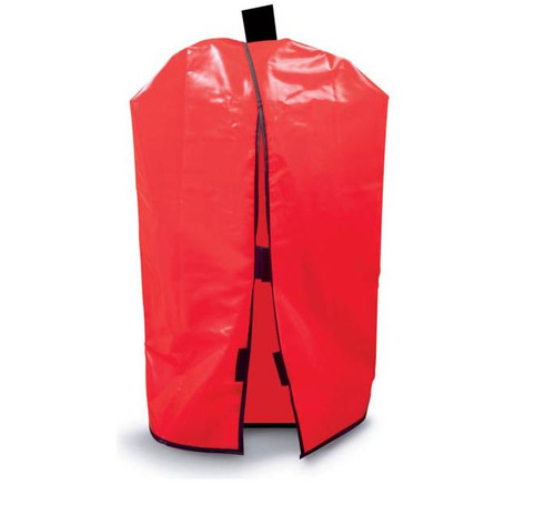FEC2W - Medium Fire Extinguisher Cover w/ Hook-and-Loop & Window