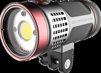Sea Dragon 5000F Auto COB LED Photo-Video Light Head
