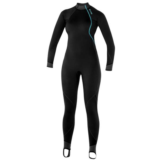 Exowear Full Suit Back Zip, (Women's)