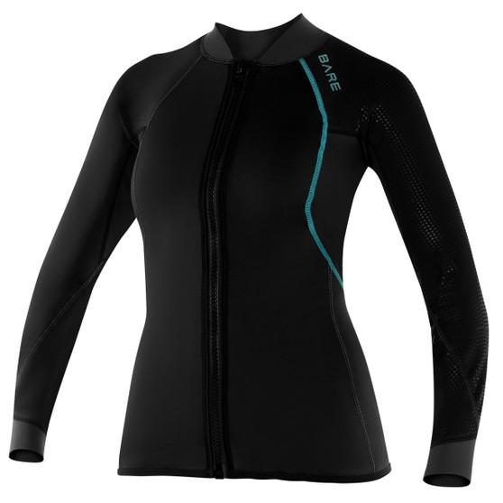 Exowear Long Sleeve Front Zip Jacket (Women's)