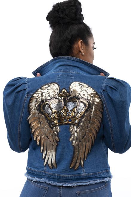 Queendom Denim Jacket