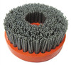 Tenax Silicone Carbide Wire Antiquing Brush.  5/8-11 thread/Snail Lock