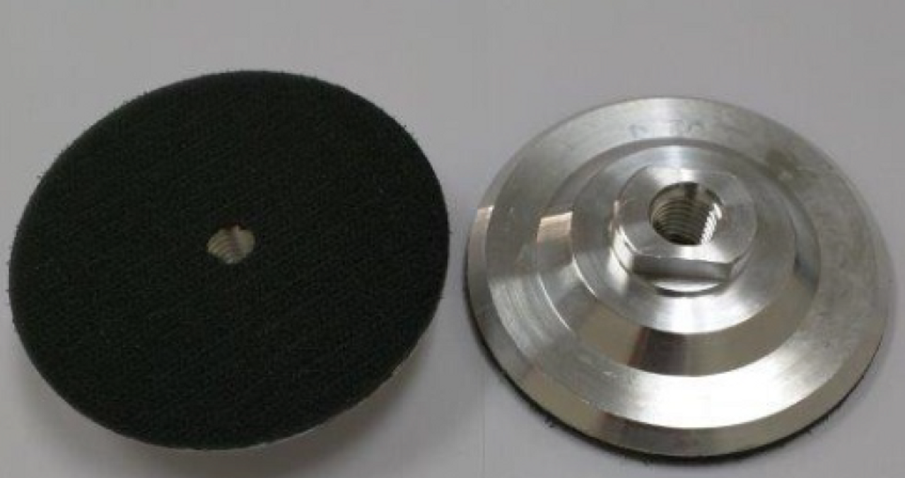 "4"" Aluminum Backer Pad"