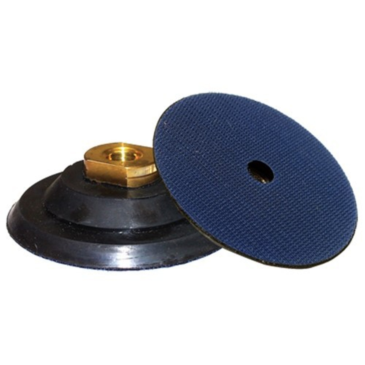 "4"" 5/8""-11 Backer Pad Medium"