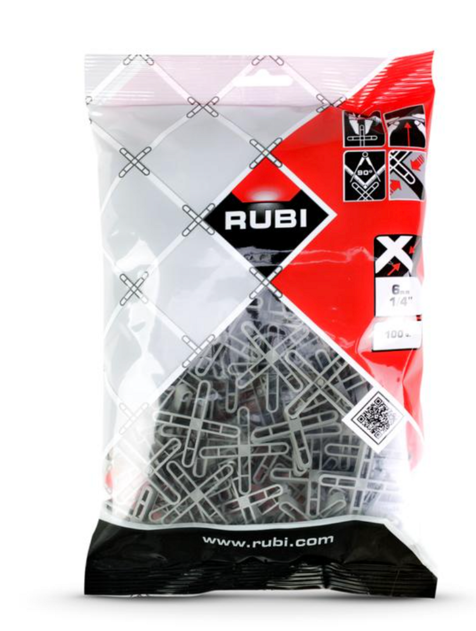 Rubi Tile Spacer 1/16