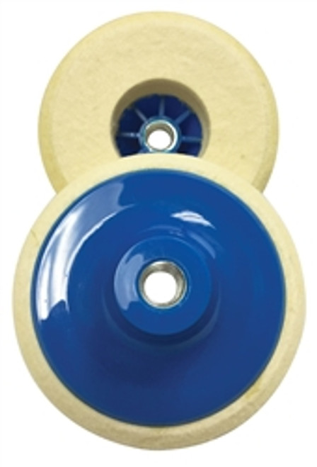 "5"" Medium Density Felt Wheel"
