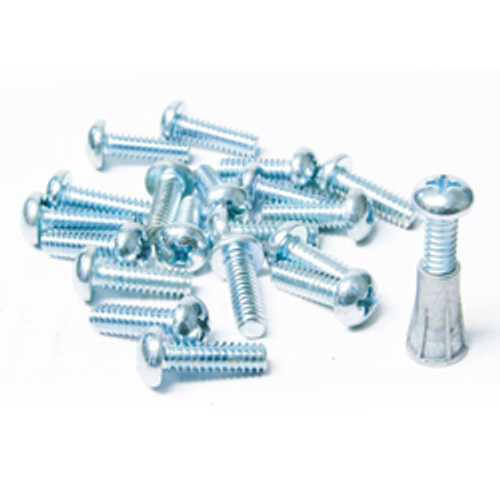 "1/2"" Screws for Sink Anchors and Clips (100pk)"
