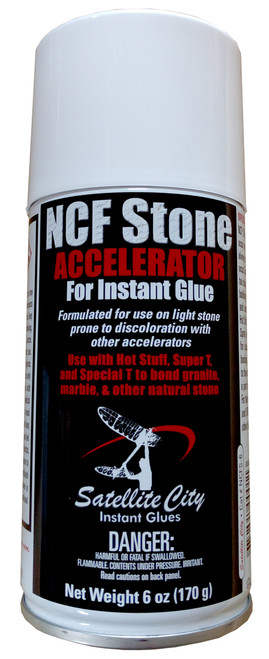 NCF Stone Accelerator for Instant Glue