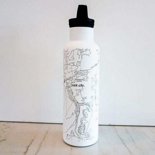 Etched PC Bottle