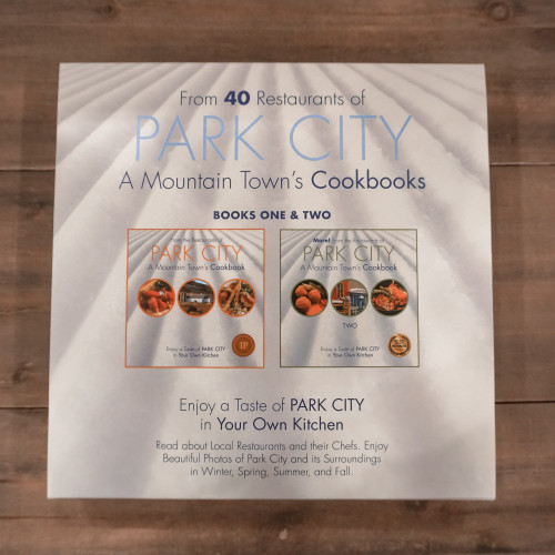 A Mountain Town's Cookbooks