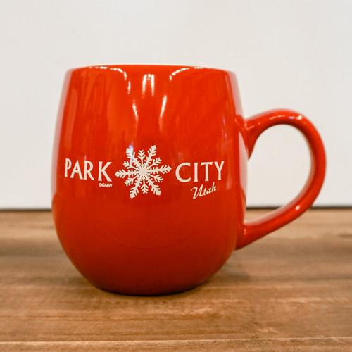 Park City Flakes Mug