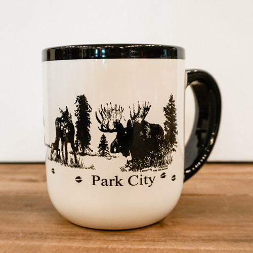 PC Moose Mug