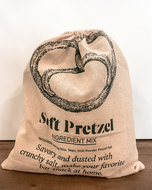 Soft Pretzel - Ingredient Mix