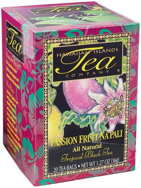 passion fruit na pali black tea