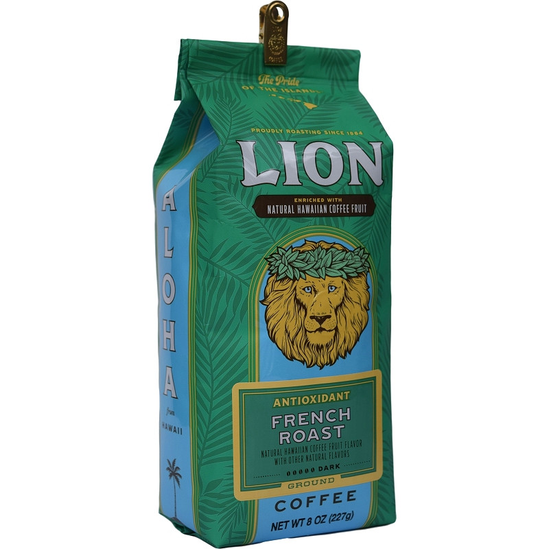 Antioxidant Enriched French Roast Coffee