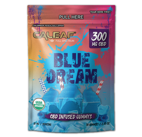 Blue Dream CBD Infused Gummies