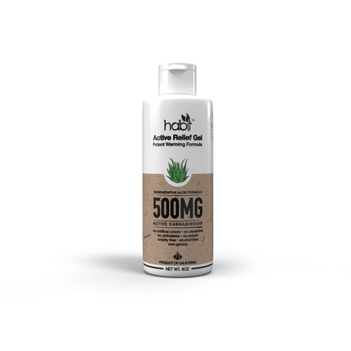 Habit CBD Potent Warming Gel (6oz)