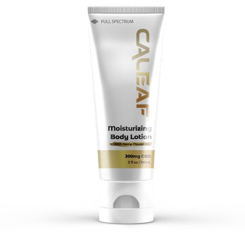 Caleaf Mositurizing Body Lotion - 300mg