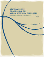 NH Commission on Autism Spectrum Disorders: Findings & Recommendations