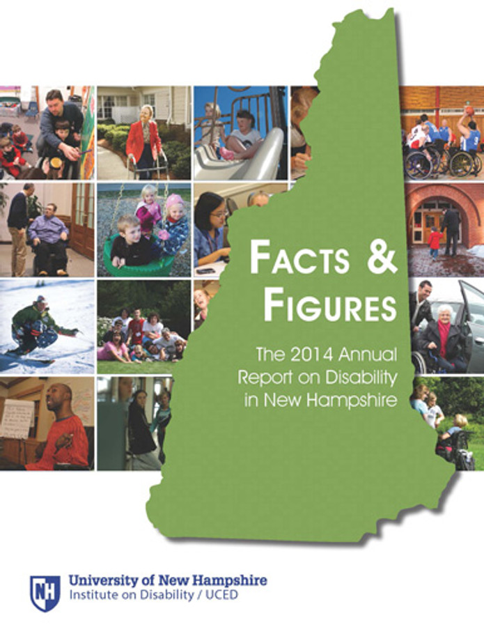 Facts and Figures: The 2014 Annual Report on Disability in New Hampshire PDF