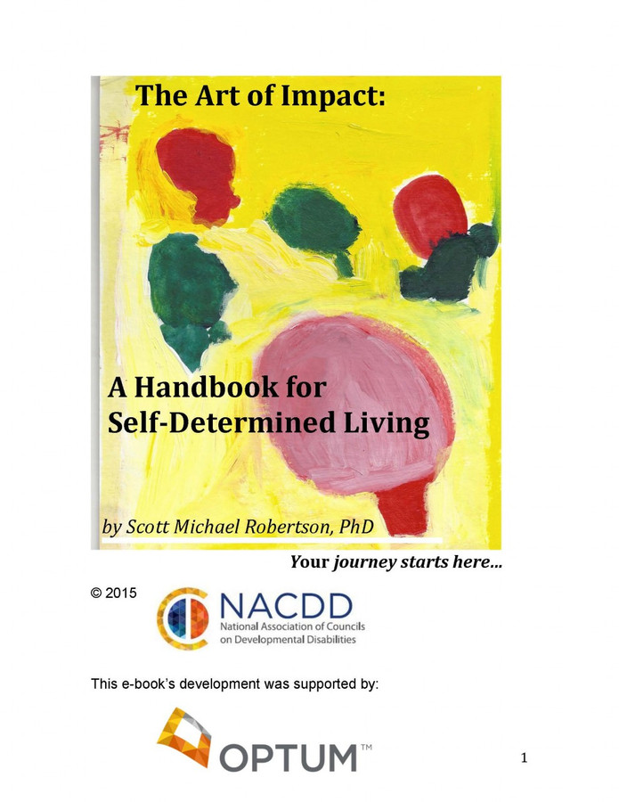 The Art of Impact: A Handbook for Self Determined Living