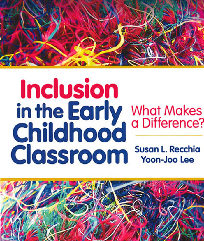 Inclusion in the Early Childhood Classroom