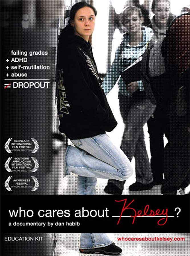 Who Cares About Kelsey? DVD Education Kit