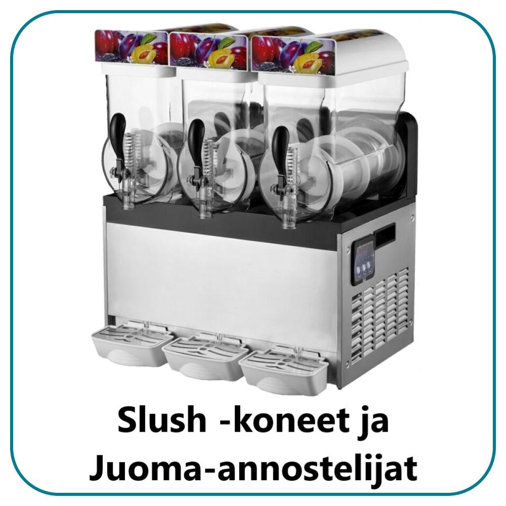 Slush -koneet ja Juoma-annostelijat