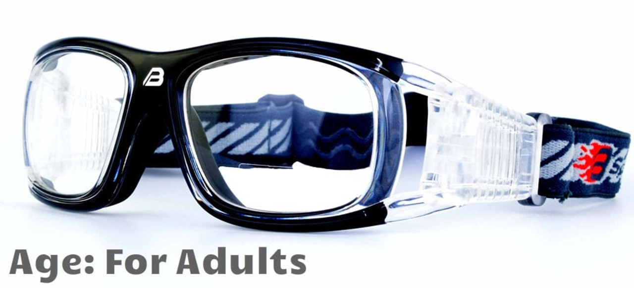 b7a6f2e43fc3 Black Prescription Sports Glasses   Sports Goggles - Goggles n More