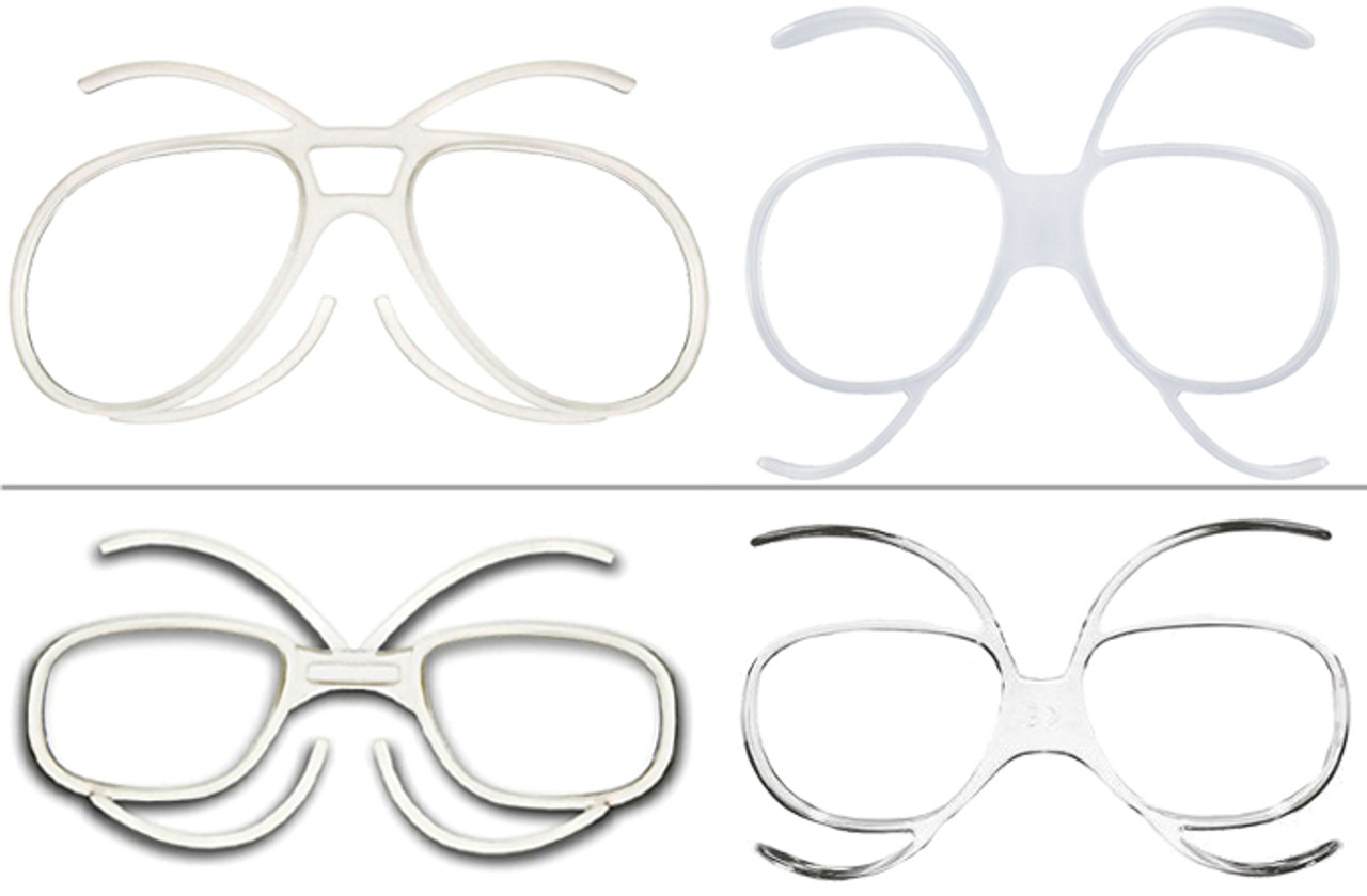 692e7842f5 (1) Ski Goggles Prescription Inserts or Adaptors 3 Different Types Available