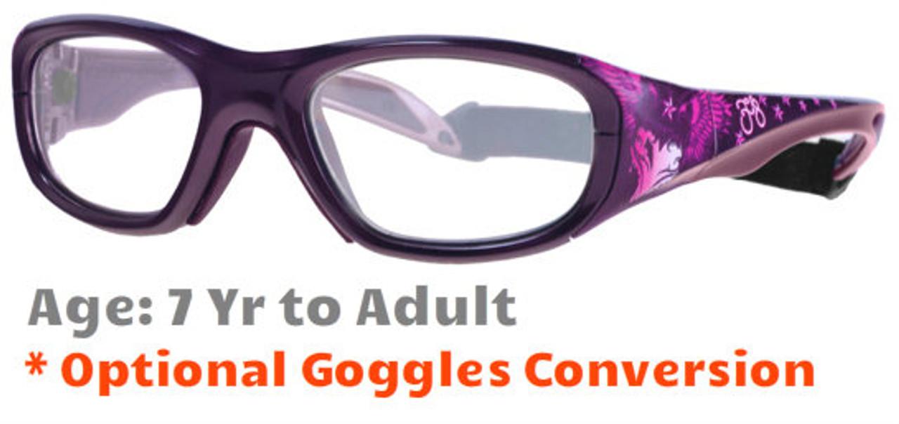 a62e03ba2a5 Rec Specs F8 Street Series - Icarus Heart Glasses - Goggles n More