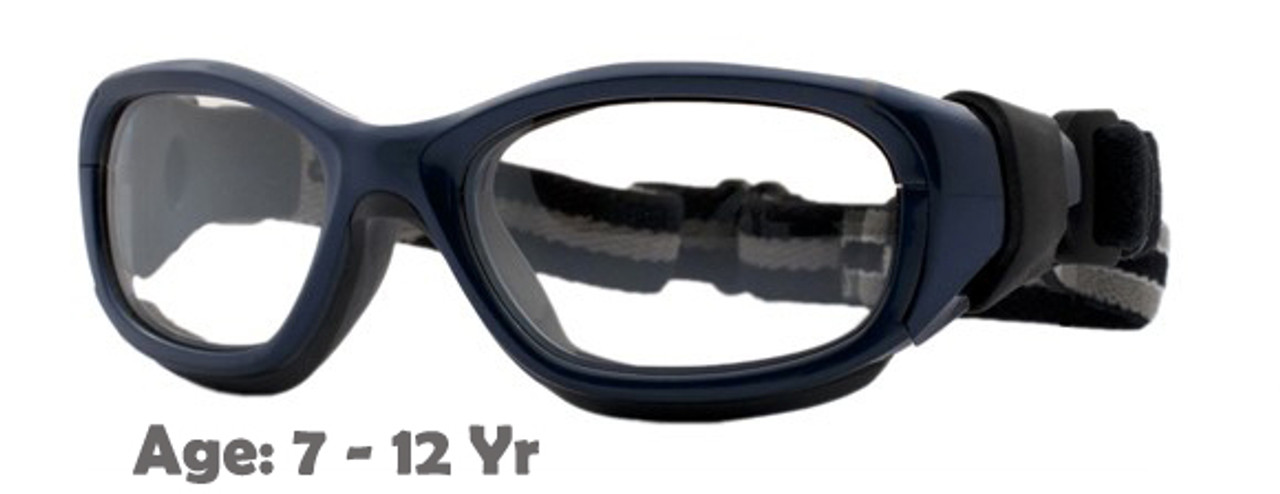 81273f5682 Rec Specs F8 Slam Goggle - Navy Blue Grey - Eye Size 52 - Goggles n More
